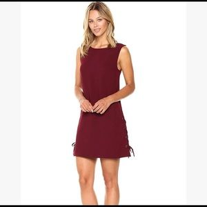 NWT Cupcakes and Cashmere Timberly Dress in Port